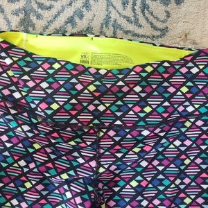 2 Pairs of VSX Knockout leggings!!